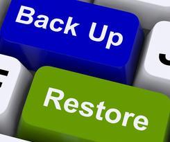 slidell Backup Restore