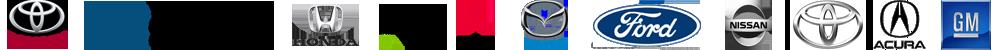 auto industry logos
